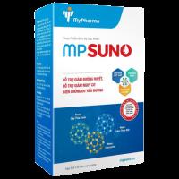 Viên uống MPsuno bí quyết cải thiện đường huyết