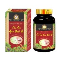 Côn Sơn Hoàn Bách Vị - Khử hôi miệng, hỗ trợ điều trị chứng đau dạ dày
