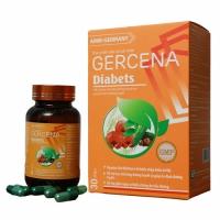 Gercena Diabetes Viên Uống Hỗ Trợ Điều Trị Tiểu Đường