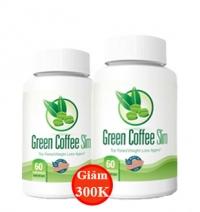 Mua 2 lọ Green Coffee Slim giảm ngay 45%