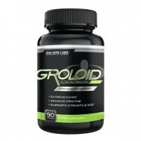 Hỗ trợ tăng cơ với viên uống GROLOID