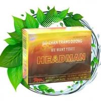 Viên uống Headman giúp lấy lại bản lĩnh đàn ông cho nam giới