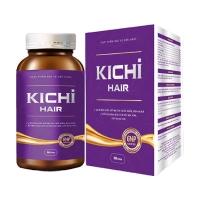 Kichi Hair - Viên uống hỗ trợ tóc chắc khỏe, ngăn ngừa tóc gãy rụng