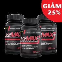 Giảm giá 25% giá trị sản phẩm khi mua combo 3 lọ Vipmax-rx