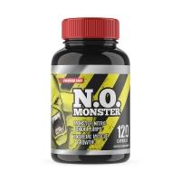N.O. Monster 120 Viên Uống Hỗ Trợ Tăng Cơ Tăng Cân