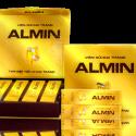 Viên sủi Almin hỗ trợ điều trị viêm đại tràng