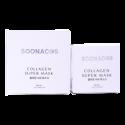 Soonacos - Mặt nạ collagen tươi