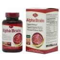 Alpha Brain viên uống bổ não  hỗ trợ tuần hoàn não
