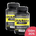 Giảm giá 20% khi mua combo 2 lọ Cravimax Pro