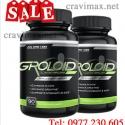 Bộ đôi sản phẩm viên uống tăng cơ Groloid