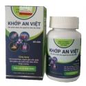 KHỚP AN VIỆT - sản phẩm hỗ trợ điều trị bệnh xương khớp