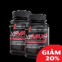 Giảm giá 20% sản phẩm khi mua combo 2 lọ Vipmax-RX