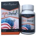 Oxy Detox USA - Hỗ trợ giảm đường huyết hiệu quả, xua tan nỗi lo bệnh tiểu đường