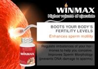 Viên uống hỗ trợ cải thiện tinh trùng yếu WINMAX