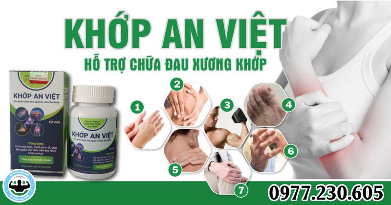 khớp an việt