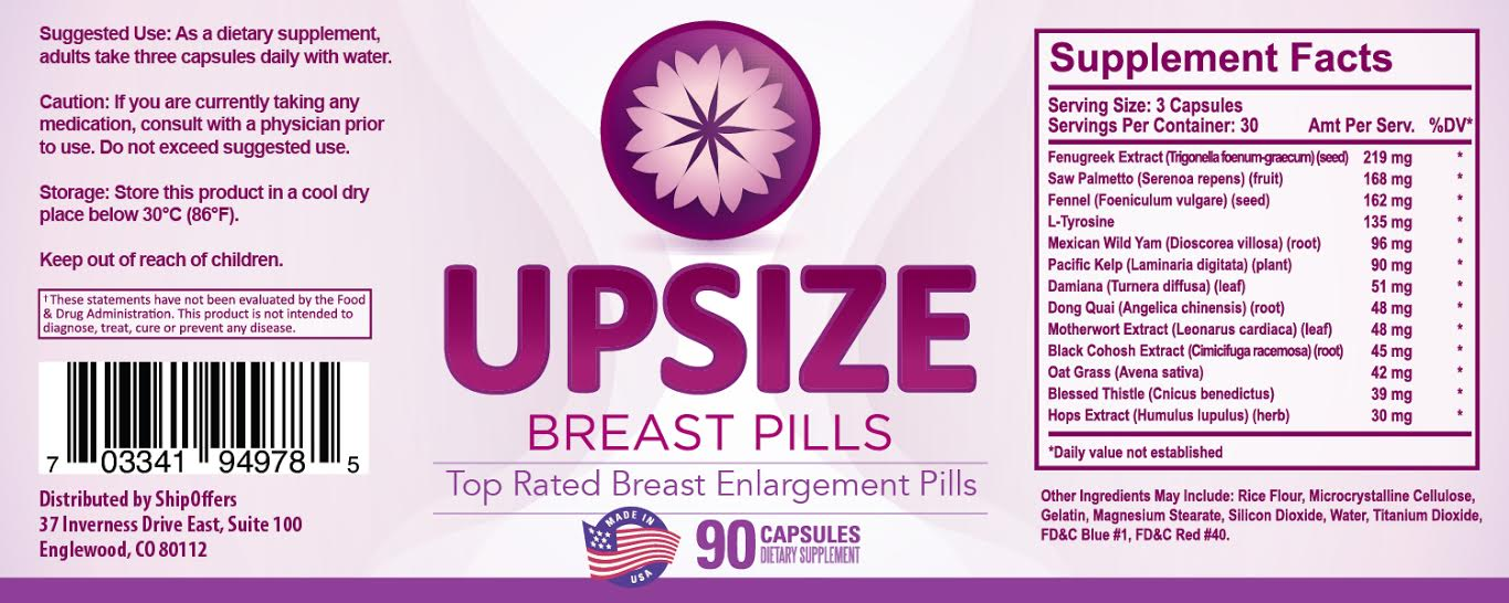 Upsize-Breast-Pills