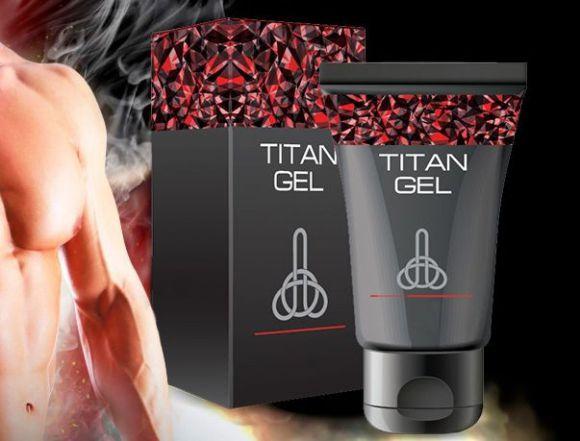 đánh giá titan gel