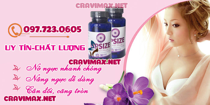 Upsize Breast Pills